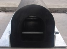D Type Rubber Fenders