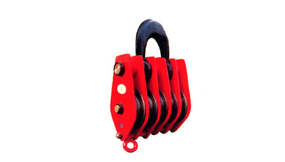 Five Wheels Pulley Block / Five Sheave Block