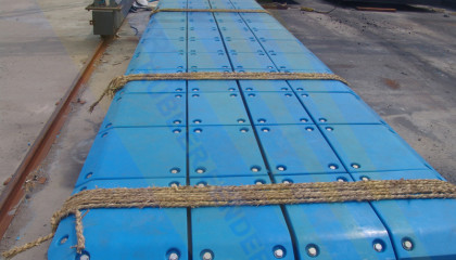 UHMW PE Facing Pad